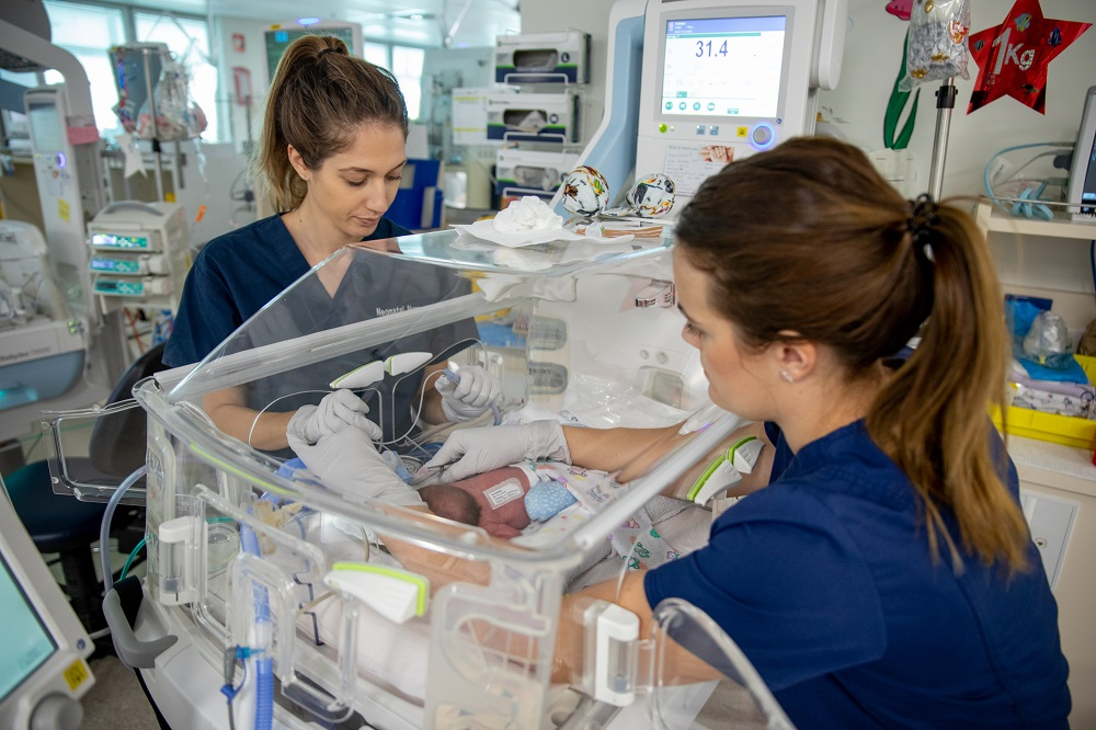 Pediatric and Neonatal Nursing